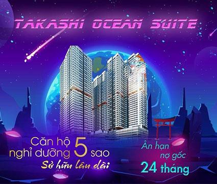 Takashi Ocean Suite Kỳ Co mang bản sắc Nhật đến vịnh Quy Nhơn